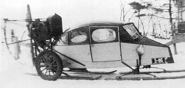 Design Car Photos >> Newdale Transportation I: Early Travel
